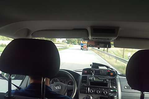 Unterwegs nach Feldkirchen
