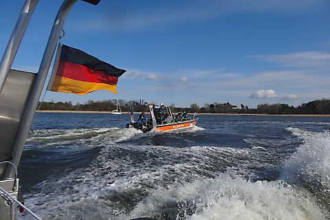 Momentaufnahmen - THW Ortsverband Stralsund