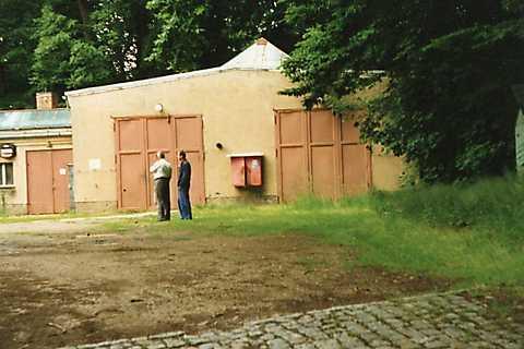 Ortsverband HST Bootshalle 1991