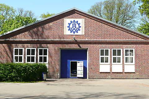 Ortsveband Hansestadt Stralsund - Haupthalle 2011